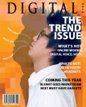 igital magazine cover example