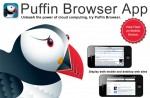 puffin browser app review featured graphic for yapper app marketing