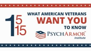1 5 15 what american veterans want you to know